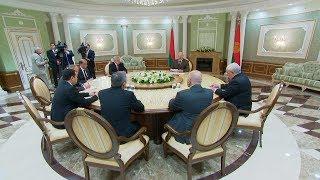 Лукашенко назвал шесть важнейших задач ОДКБ на современном этапе