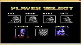 "TMNT: Tournament Fighters Beyond [NES] ""Симулятор перекидов"", 3й сезон Cherep vs Jamlight"