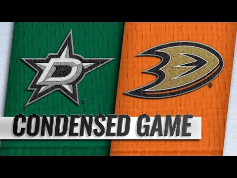 12/12/18 Condensed Game: Stars @ Ducks