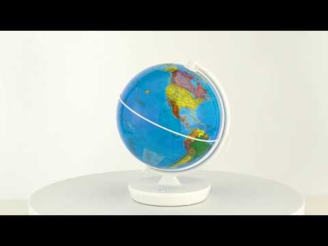 Smart Globe Starry SG101R – 2 in 1 Day and Night Globe with 3D Augmented Reality