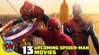 13 Upcoming Spider-Man Movies | Explained in Hindi