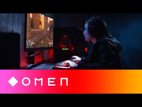 Harness The Power of Total Domination - The New OMEN Desktop | HP OMEN