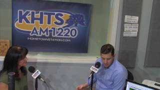 Jackie Thomas - City Council Applicant On KHTS (Jan 11, 2017) -- Santa Clarita