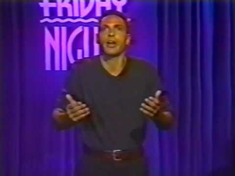 DC Benny old stand up comedy set on Friday Night Videos