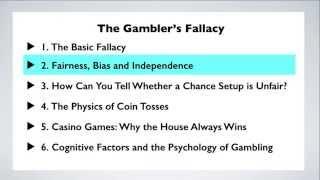 The Gambler's Fallacy: Introduction (0/6) Thumbnail