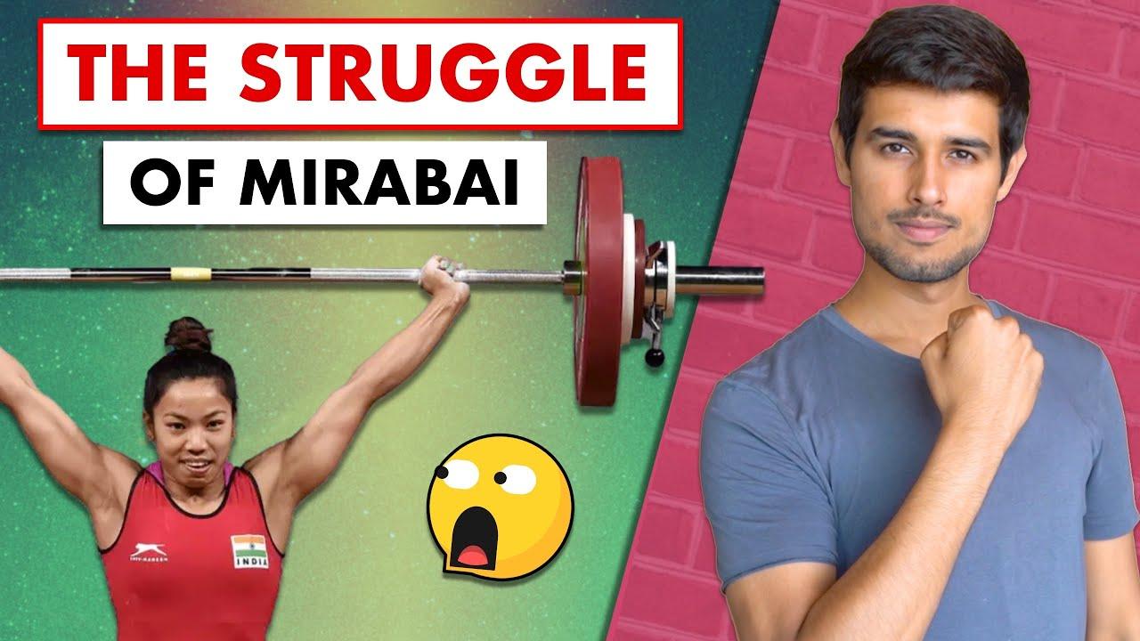 Mirabai Chanu | The Real Struggler |Tokyo Olympics 2021 | Inspiring | Dhruv Rathee