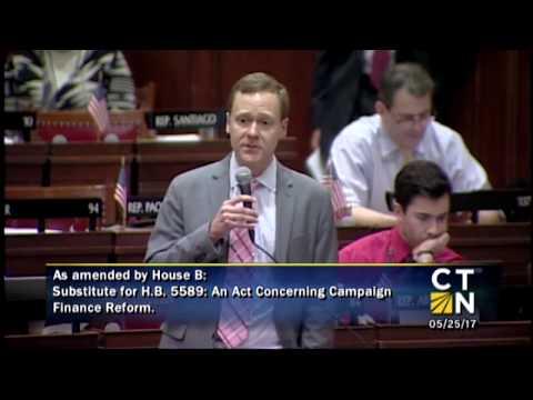 Majority Leader Ritter's Closing Remarks on HB 5589