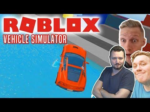 COMKEAN VINDER OVER DEN MANDIGE ELG OG VERCINGER! - Roblox Vehicle Simulator Dansk Ep 1