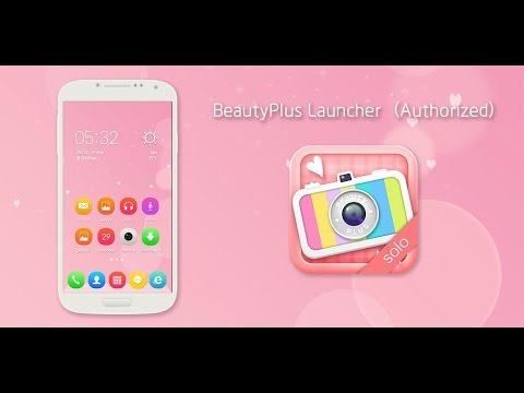 BeautyPlus Launcher Full Free Android Apk DOWNLOAD