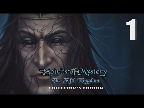 Spirits of Mystery 7: The Fifth Kingdom CE [01] Let's Play Walkthrough - OPENING - Part 1 #HOPA