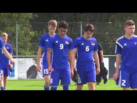 U17 Liechtenstein - Luxemburg 1:7