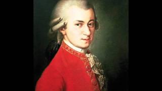 K. 207 Mozart Violin Concerto No. 1 in B-flat major, II Adagio