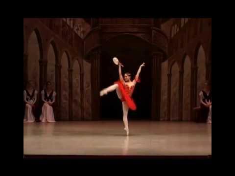 Esmeralda variation - 9 ballerinas for comparison