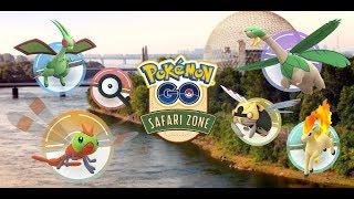 Noticias de Pokémon Go - Evento Zona Safari en Montreal, Quebec, Canadá