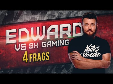 WATCH FIRST: Edward vs SK Gaming @ IEM Katowice 2017