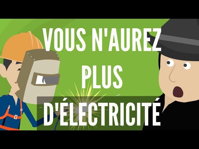 Quand EDF Va-t-il Vous Couper L'ÉLECTRICITÉ cet HIVER ?