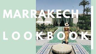 LOOKBOOK || STYLIZACJE Z MARAKESZU ♡