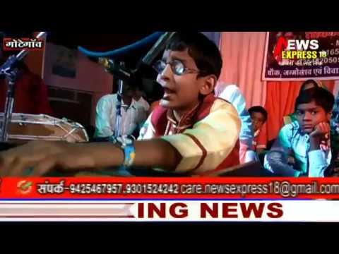 श्रीधाम दुर्गा उत्सव समिति गोटेगांव द्वारा अनोखा भंडारा 10 हजार लोगों को कराया भोजन