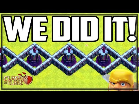 I Did NOT Expect THIS... Clash Of Clans! Fix That Rush #97