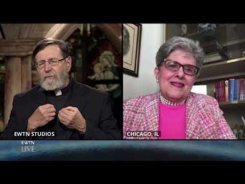 EWTN Live - 2020-10-01 - 09/30/20 Susan Tassone