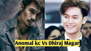 DHIRAJ MAGAR VS ANOMAL KC | TIK TOK VIDEO