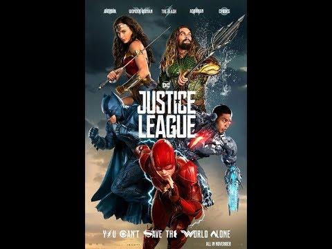 """JUSTICE LEAGUE - """"The League"""" (GREEK SUBS)"""
