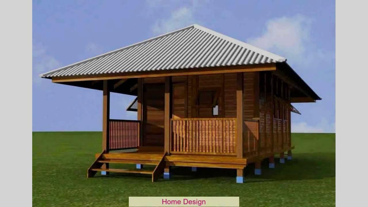 Desain Rumah Kayu Youtube
