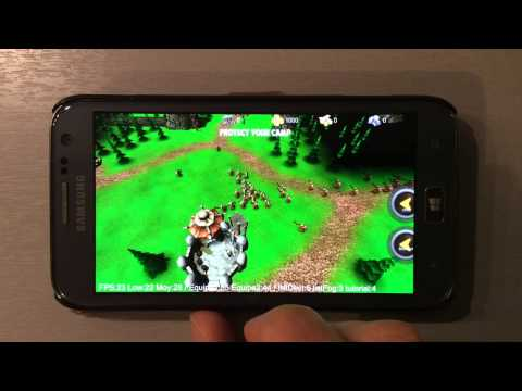 Warcraft Style game for Mobile
