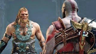 God of War 4 #21: Foi assim que eu irritei o Thor! - Playstation 4 gameplay