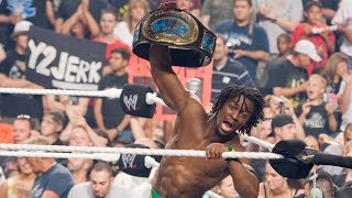 Kofi Kingston's 5 greatest moments