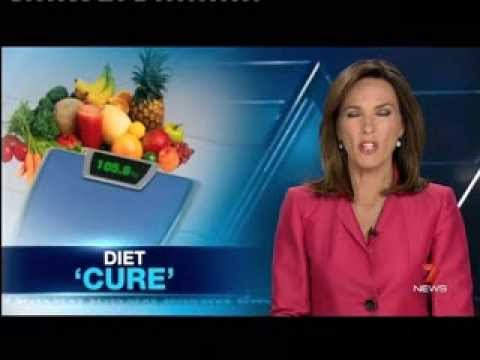 Possible Type 2 Diabetes Cure Study. (Air date: 6th January, 2014 on Channel 7 News, Australia)