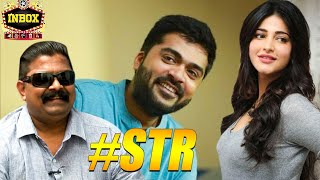 Shruthi Haasan- Simbu Pair up for Mysskin's Next | inbox
