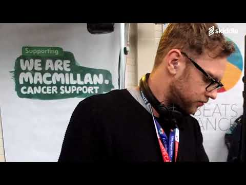 Josh Butler and Secondcity live DJ set @ Beats Cancer Festival 2017