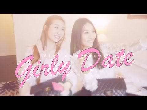 VLOG - HONG KONG GIRLY DATE WITH ANGEL - FILMING, SHOPPING, DINNER, EMOTIONAL PART, GIFTS  ♥ PART 2
