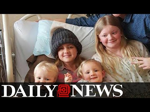 Baby born to Michigan woman dying of brain cancer dies