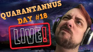 BEHOLD THE POWER OF THE ELEMENTS! -  Quarantannus Day #18  -  World of Warcraft Livestream