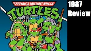 Review-Teenage Mutant Ninja Turtles (1987) Season 1