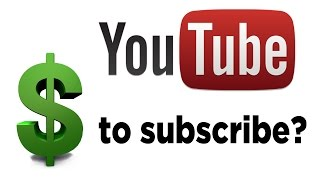 Monthly Fee To Watch Youtube Videos - New Subscription Payment - My Thoughts & Opinion