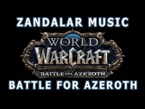 City of Gold (Zandalar) Grand Music - Battle for Azeroth Music