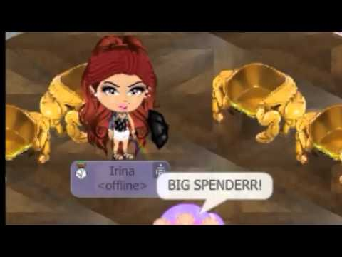 Big Spender - Yoworld Style - DiamondKoalaPWx
