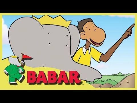 Babar | Land of Mysterious Water: Ep. 73