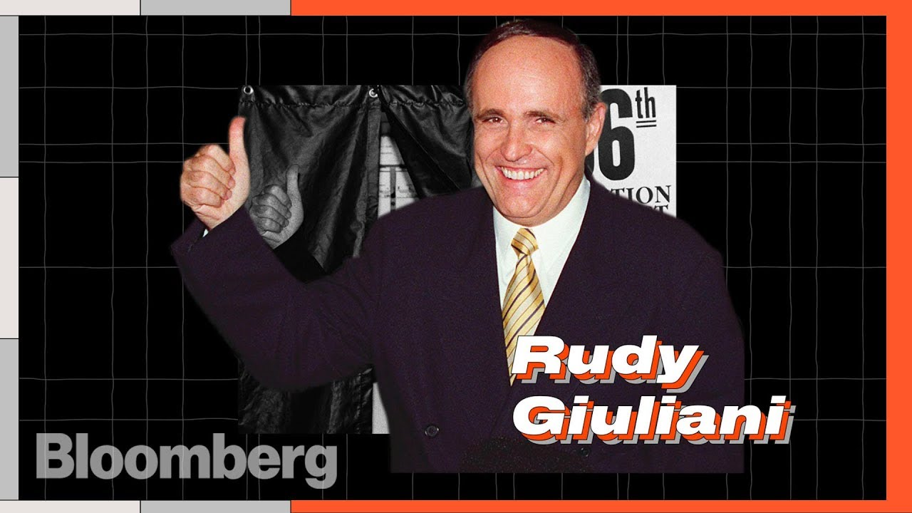 How Rudy Giuliani Got Back in the Spotlight