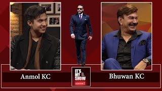 Anmol KC & Bhuwan KC | It's My Show with Suraj Singh Thakuri S02 E11 | 23 February 2019