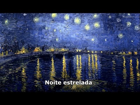 Don McLean - Vincent (Starry Starry Night) Legendado Tradução (Van Gogh)