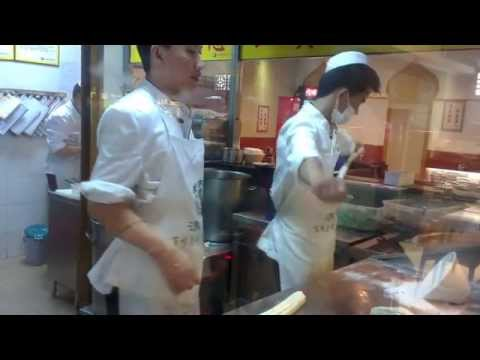 Halal Chinese Hand Pulled Delicious Noodle