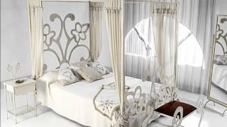 Gambar cover Decorar un dormitorio con una cama con dosel