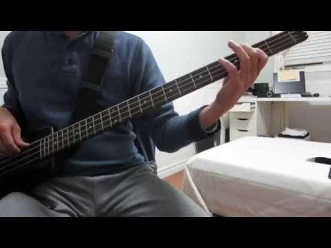 When The Heart Rules The Mind ~ GTR [ Bass Cover ]
