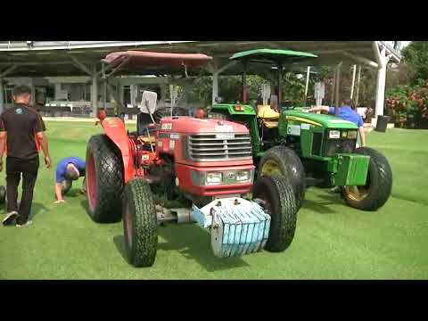 SUSTAINABLE TURF GRASS MANAGEMENT IN ASIA 2018  13.03.2018 (1/2)