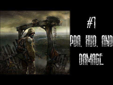 A Beginner's Guide to Shadow of Chernobyl #1: The PDA, HUD, and Damage