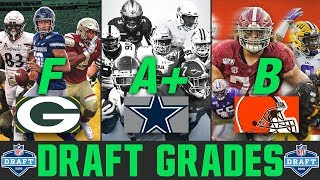2020 NFL Draft WINNERS & LOSERS | 2020 NFL Draft GRADES